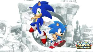 Sonic Generations Blast by Billysan291