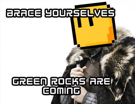 Brace yourselves... by spartan432
