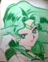 Sailor Neptune by MichiruPLANET