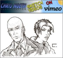 Chris Noeth - Sketch Videos by ChrisNoeth