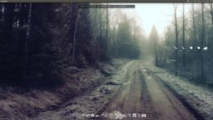 My Linux Desktop by abriass