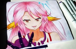 Copic Jibril - No Game No Life by Tiha90