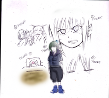 Hyuuga Hinagiku Sketch Sheet by Naomi-Fanclub