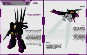 INSECTICON SKIRMISH by F-for-feasant-design
