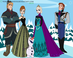 disney - winter's waltz by Tenshichan1013