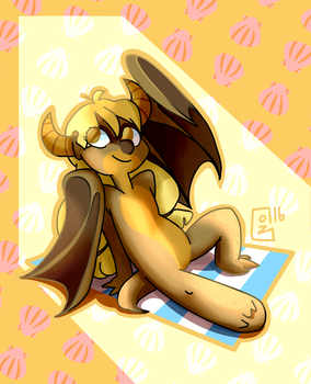 Commission @Honey-Bone by isabellgross