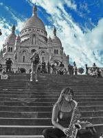 Sacre Coeur by faby8181
