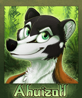 Personal - Ahuizotl Badge by TwilightSaint