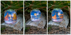Fallout Snow Globes by GeekItLikeMe