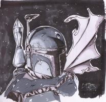 Boba Fett by dareith