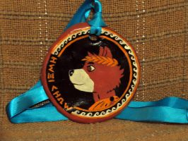 Hwei Chow's Badge for Abando 2016 by HweiChow