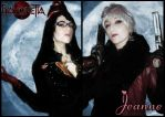 Bayonetta and Jeanne by GingerAnneLondon