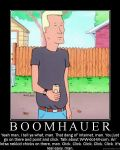 Boomhauer by the-chosen-pessimist