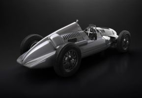 1939 Auto Union by studentsofcogswell