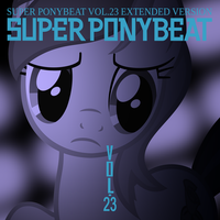 Super Ponybeat Vol. 023 Mock Cover by TheAuthorGl1m0