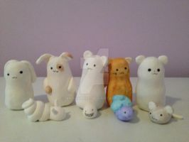 Clay Critters by Novasrose