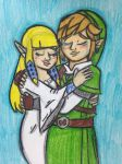 Skyward Sword Zelink by creativetomboy