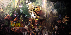 life in the forest by tm-gfx
