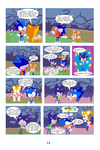 Sonic the Hedgehog the Comic pg 14 by bulgariansumo