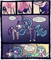 Royal Power Trip by Foxy-Noxy