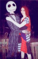 2000 Jack and Sally by Halloweeners