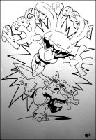 Sam and Max by JOrte