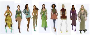 High Rise: collection final by wakasashe-fashion
