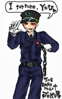 The worst police officer by pink-snow