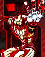 Iron Man by Shinjigo