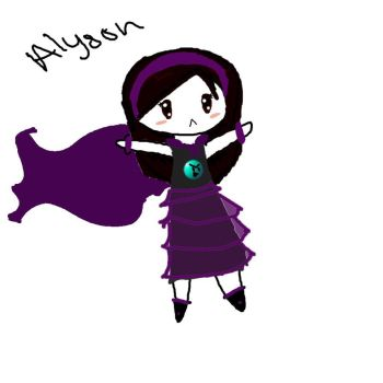 alyson the super villain by chipmunkluvr96