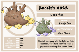 Solaren 022- Rockish by spiderliing666