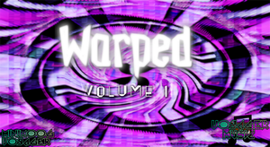 Warped - Volume 1 (Cover) by MinimoogVoyager