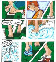 Misty and the Enchanted Forest: Page 2 by BlondeUchiha