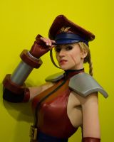 Killer Bee Cammy by MaryjaneDesignStudio