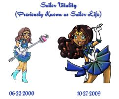 Sailor Vitality - 10YearUpdate by guardian-of-moon
