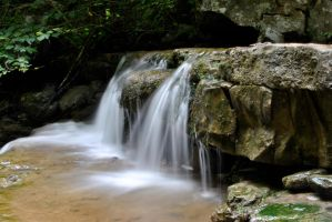 Turkey Creek Waterfalls 6 by Matt-J-Eaton