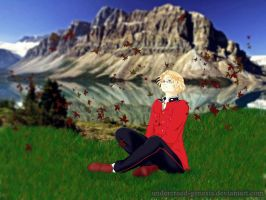 APH: Canada landscape by undercreed-genesis