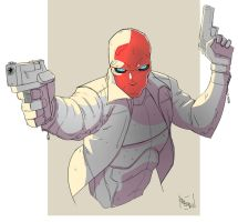 RedHood again by TheBabman