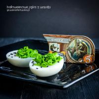 halloween wasabi eggs by Pokakulka