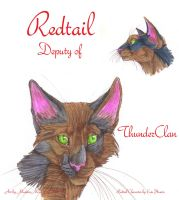 Redtail Faces by MudstarMord-Sith
