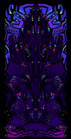 Sacred Blacklight, part two. by SylviaRitter