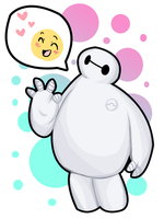 Hello, I am Baymax by trujayy