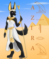 Azira of the Nile -CM- by Ulta