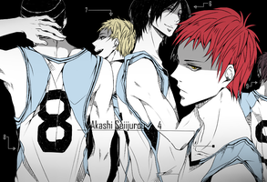 Rakuzan kings by chusenn