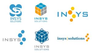 Logotypes for Insys Solutions by bayuamus
