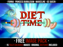DIET TIME by pewbutt