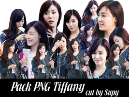 ( Pack) PNG Tiffany by Supy by Supy-phh