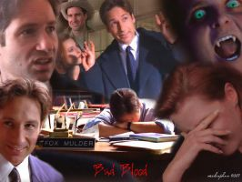 X Files Bad Blood by angeleyes91011
