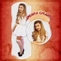 Photopack PNG / Ariana Grande / 24 by PamHoran