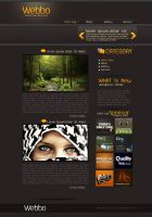 Webbo WordPress Thema by Servetinci